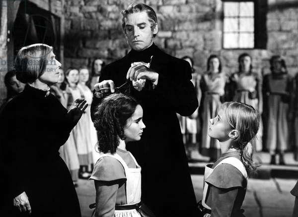Jane Eyre: JANE EYRE, Elizabeth Taylor, Henry Daniell, Peggy Ann Garner, 1944