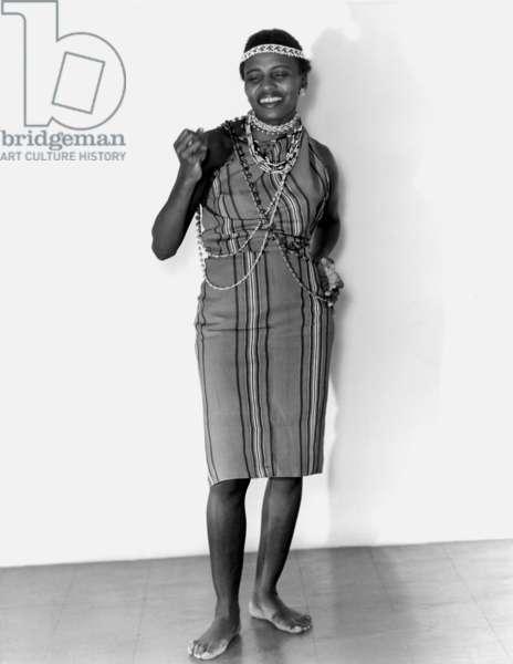Miriam Makeba: COME BACK AFRICA, Miriam Makebu, 1960
