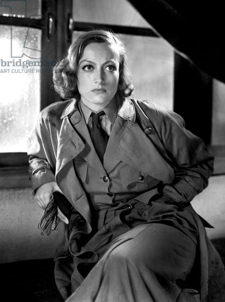 TODAY WE LIVE, Joan Crawford, 1933
