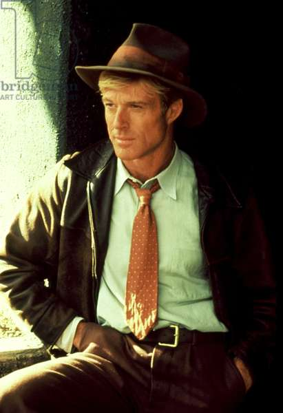 THE NATURAL, Robert Redford, 1984