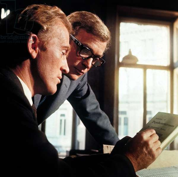 Ipcress Danger immediat: THE IPCRESS FILE, Gordon Jackson, Michael Caine, 1965