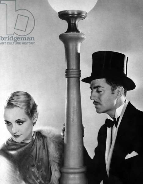 MAN OF THE WORLD, Carole Lombard, William Powell, 1931: MAN OF THE WORLD, Carole Lombard, William Powell, 1931