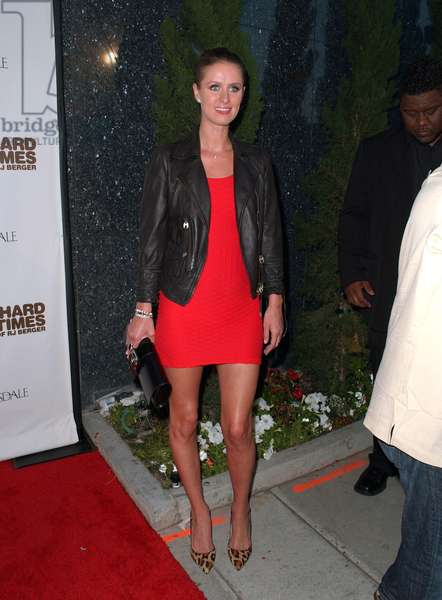 Nicky Hilton in attendance for MTV's THE HARD TIMES OF RJ BERGER and WARREN THE APE Series Launch Party, Trousdale Lounge, Los Angeles, CA June 7, 2010. Photo By: Tony Gonzalez/Everett Collection