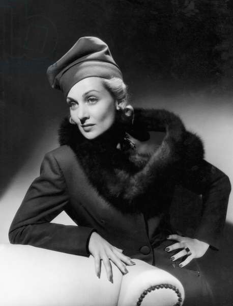 MR. AND MRS. SMITH, Carole Lombard, 1941