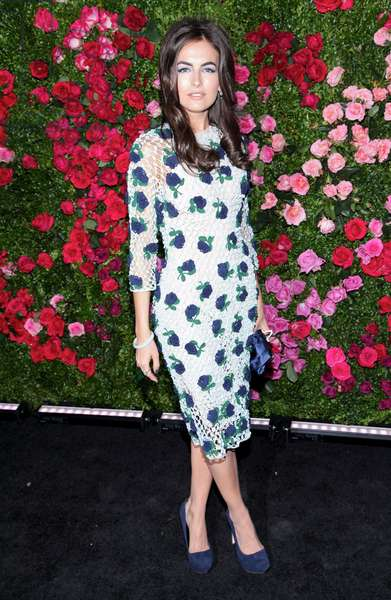 Camilla Belle (wearing a Prada dress) at arrivals for 7th Annual CHANEL Tribeca Film Festival Artist Dinner, Odeon, New York, NY April 24, 2012. Photo By: Andres Otero/Everett Collection