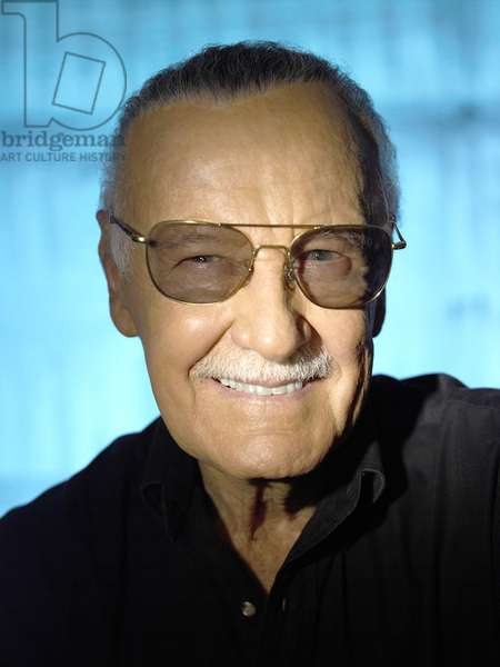 WHO WANTS TO BE A SUPERHERO?, Stan Lee, (Season 1), 2006-, photo: F. Scott Schafer / © Sci-Fi Channel / Courtesy: Everett Collection