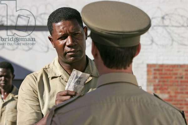 GOODBYE BAFANA, (aka THE COLOR OF FREEDOM), Dennis Haysbert as Nelson Mandela, 2007. ©X Verleih/courtesy Everett Collection