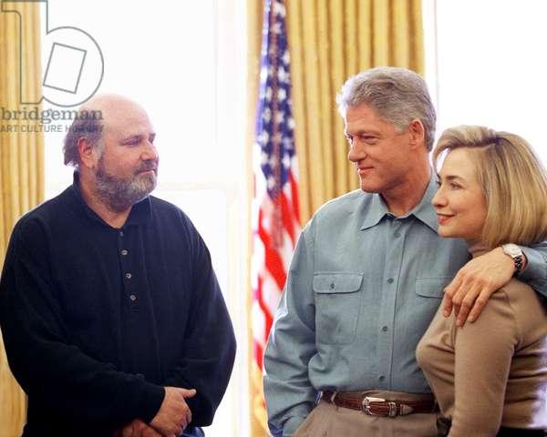 I AM YOUR CHILD, director Rob Reiner, Bill Clinton, Hillary Rodham Clinton, 1997