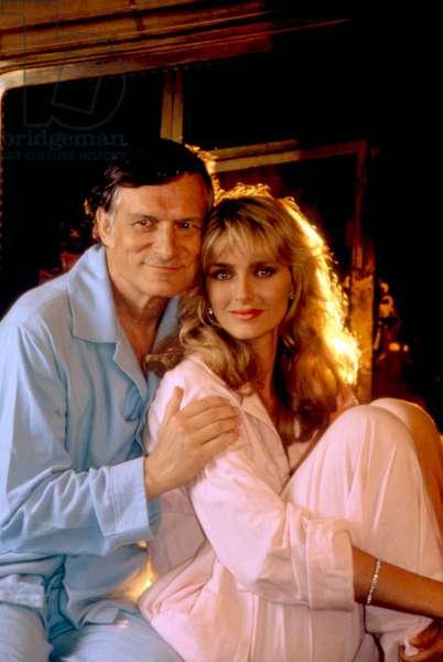 Hugh et Kimberley Hefner