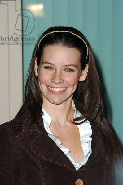 Evangeline Lilly in attendance for An Evening With LOST presented by the Academy of Television, Academy of Television Arts & Sciences, Los Angeles, CA, January 13, 2007. Photo by: Michael Germana/Everett Collection