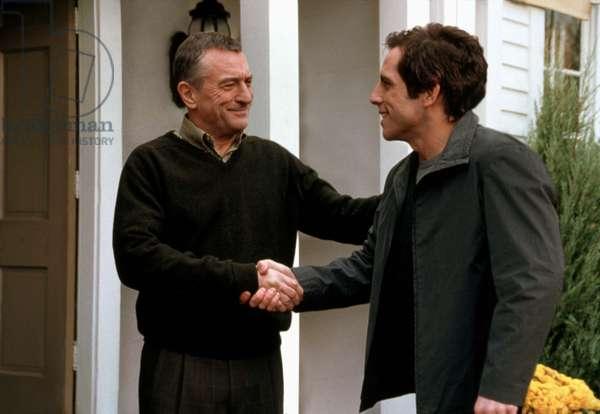 MEET THE PARENTS, Robert De Niro, Ben Stiller, 2000