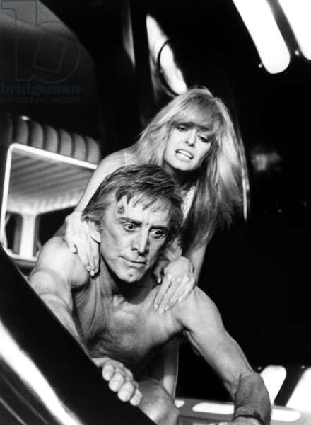 Saturn 3: SATURN 3, Kirk Douglas, Farrah Fawcett, 1980, (c) Associated Film Distribution/courtesy Everett Collection