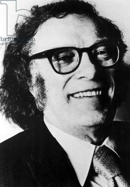 Isaac Asimov, 1982