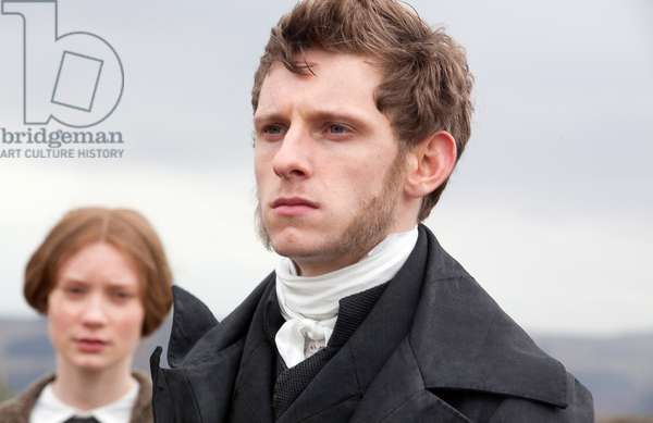 Jane Eyre: JANE EYRE, from left: Mia Wasikowska, Jamie Bell, 2011. ph: Laurie Sparham/©Focus Features/Courtesy Everett Collection