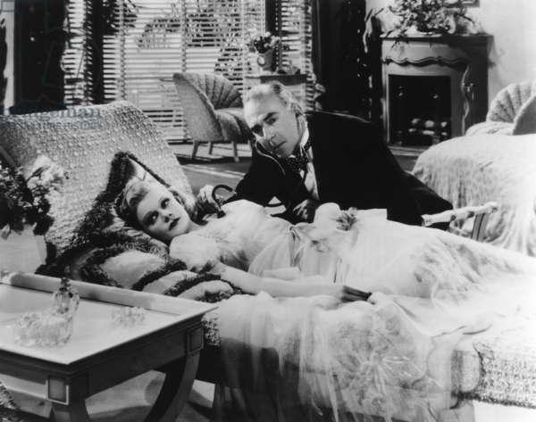 SARATOGA: SARATOGA, Jean Harlow, George Zucco, 1937