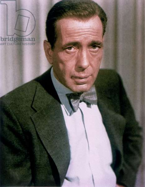 THE BAREFOOT CONTESSA, Humphrey Bogart, 1954