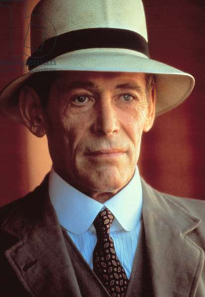 THE LAST EMPEROR, Peter O'Toole, 1987, (c) Columbia/courtesy Everett Collection