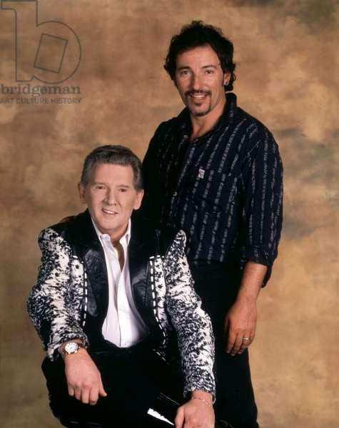 THE CONCERT FOR THE ROCK AND ROLL HALL OF FAME, Bruce Springsteen, Jerry Lee Lewis, 1995