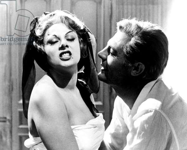 8 1/2, Sandra Milo, Marcello Mastroianni, 1963