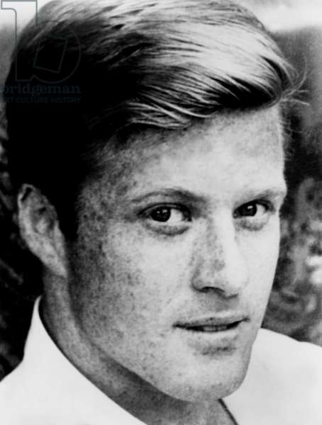 ROBERT REDFORD, circa late 1950s - early 1960s