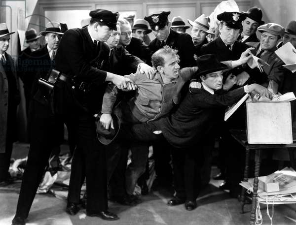 WHAT! NO BEER?, Jimmy Durante, Buster Keaton, 1933.