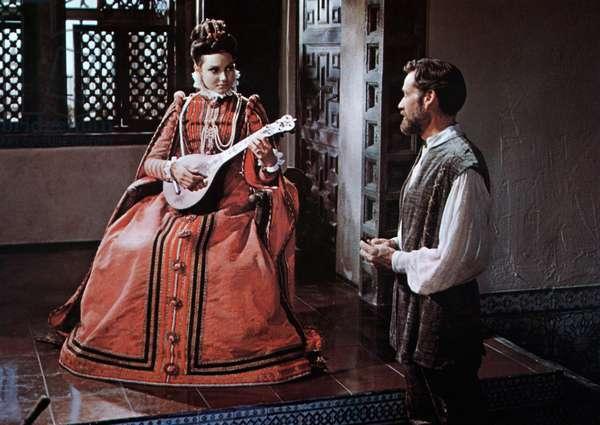 EL GRECO, Rosanna Schiaffino, Mel Ferrer, 1966, (c) 20th Century Fox, TM & Copyright / Courtesy: Everett Collection