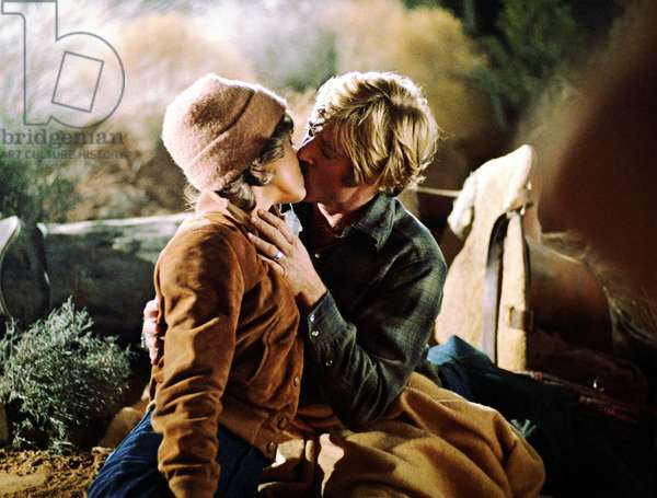 THE ELECTRIC HORSEMAN, Jane Fonda, Robert Redford, 1979