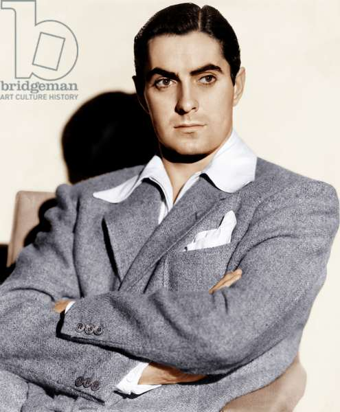 Tyrone Power, ca. 1940s