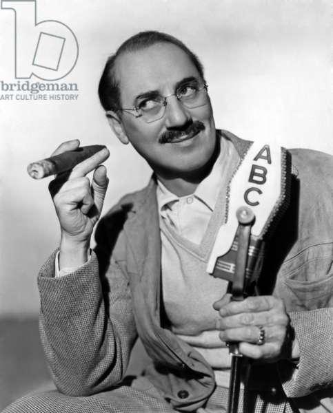 Groucho Marx, Portrait, circa late 1940s