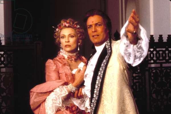 CASANOVA, Richard Chamberlain & Faye Dunaway, TV, 1987