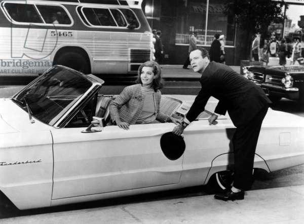 GOOD NEIGHBOR SAM, Romy Schneider, Jack Lemmon, 1964.