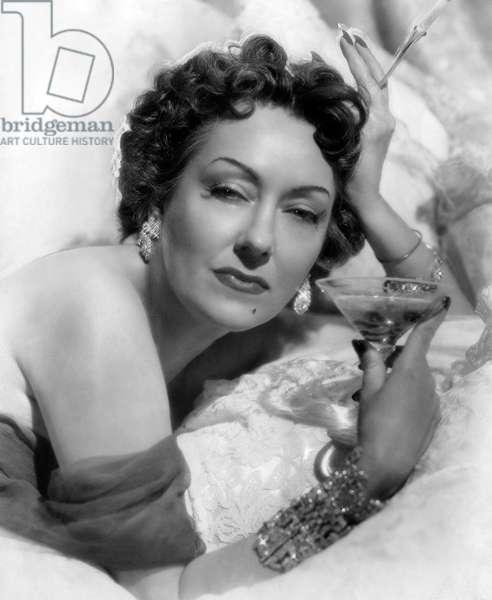 Boulevard du crepuscule: SUNSET BOULEVARD, Gloria Swanson, 1950