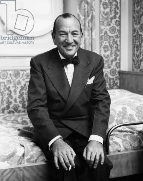 Noel Coward, ca. 1950s