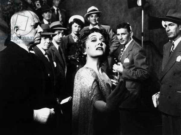 Boulevard du crepuscule: SUNSET BOULEVARD, Erich von Stroheim, Gloria Swanson, 1950, 'ready for my closeup'