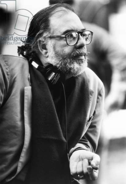 BRAM STOKER'S DRACULA, director Francis Ford Coppola, on-set, 1992, ©Columbia/courtesy Everett Collection