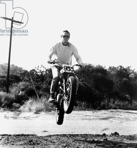 Steve McQueen, ca. 1963