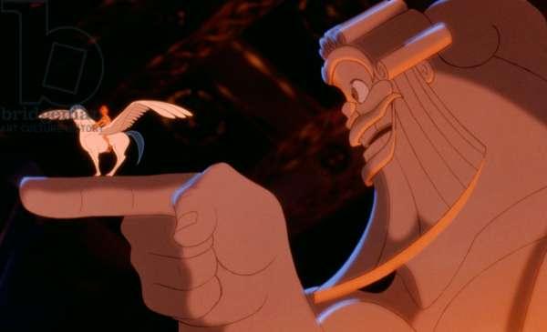 HERCULES, Pegasus, Hercules, 1997, (c)Buena Vista Pictures/courtesy Everett Collection