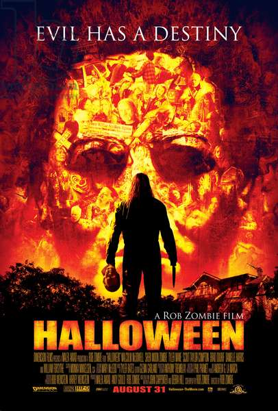 HALLOWEEN: HALLOWEEN, Tyler Mane, 2007. © Dimension Films /Courtesy Everett Collection