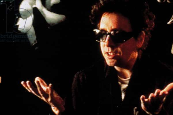 EXPOSURE, Tim Burton, 2000