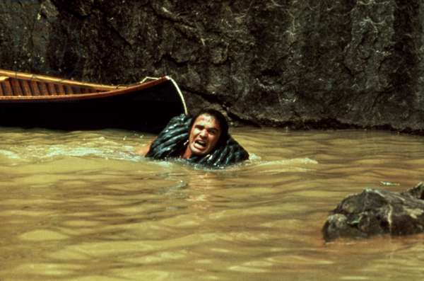 DELIVERANCE, Burt Reynolds, 1972