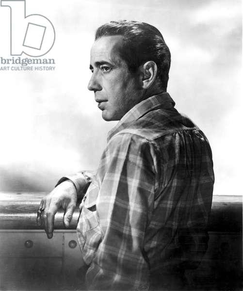 HUMPHREY BOGART, Warner Brothers, 1940s