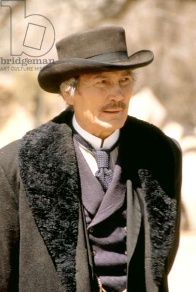 YOUNG GUNS, Jack Palance, 1988, (c)TriStar Pictures/courtesy Everett Collection