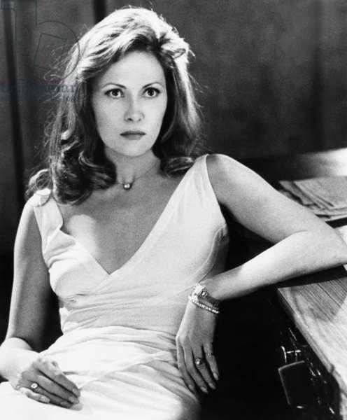 NETWORK, Faye Dunaway, 1976