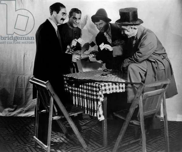 La Soupe au Canard: DUCK SOUP, Groucho Marx, Zeppo Marx, Chico Marx, Harpo Marx, 1933