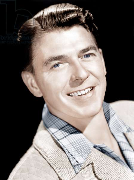 Ronald Reagan, ca. 1950s