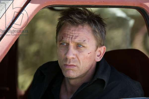 QUANTUM OF SOLACE, Daniel Craig, 2008. ©MGM/courtesy Everett Collection