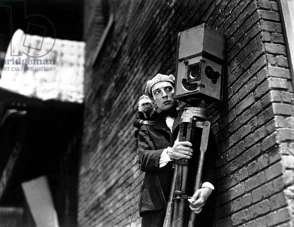 l Operateur: THE CAMERAMAN, Buster Keaton, 1928