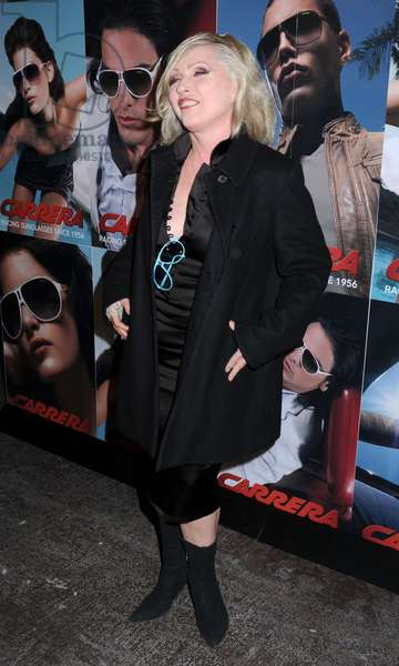 Debbie Harry at arrivals for Launch of Carrera Vintage Sunglasses, Angel Orensanz Foundation, New York, NY March 13, 2009. Photo By: Quoin Pics/Everett Collection