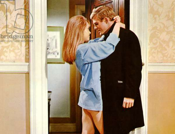 BAREFOOT IN THE PARK, Jane Fonda, Robert Redford, 1967