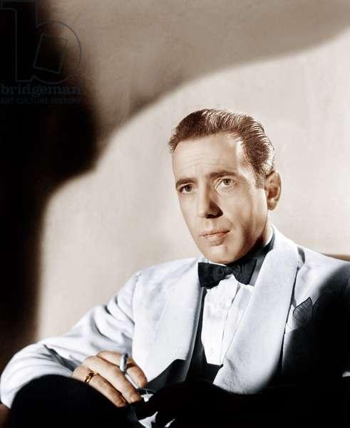Casablanca: CASABLANCA, Humphrey Bogart, 1942